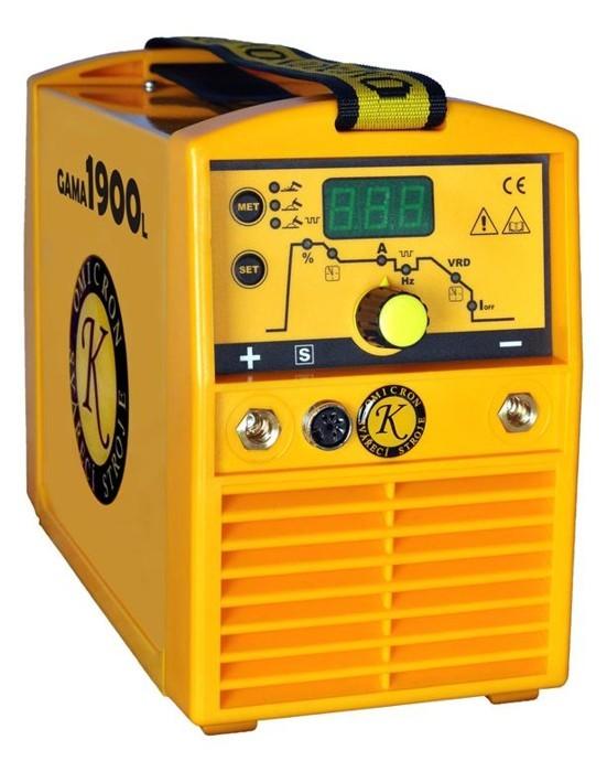 OMICRON GAMA 1700D HF - invertorový svářecí zdroj