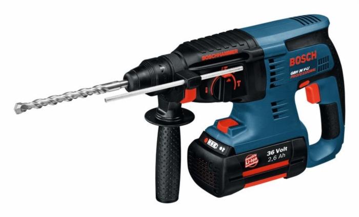 BOSCH GBH 36 V-LI Professional Akumulátorové vrtací kladivo