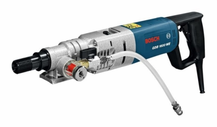 BOSCH GDB 1600 WE Professional diamantová vrtačka 1600W / 102mm