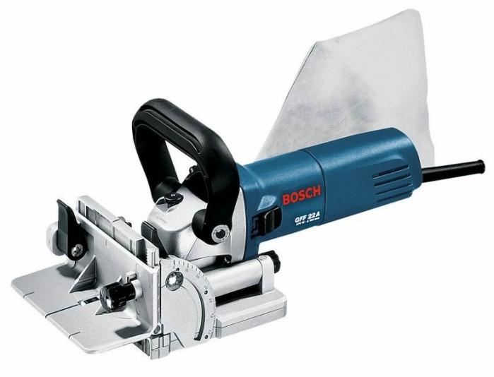 BOSCH GFF 22 A Professional drážkovací frézka 105mm / 670W