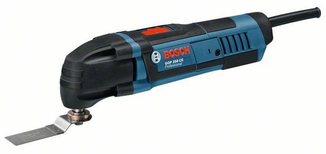 BOSCH GOP 250 CE Multi-Cutter 0601230000