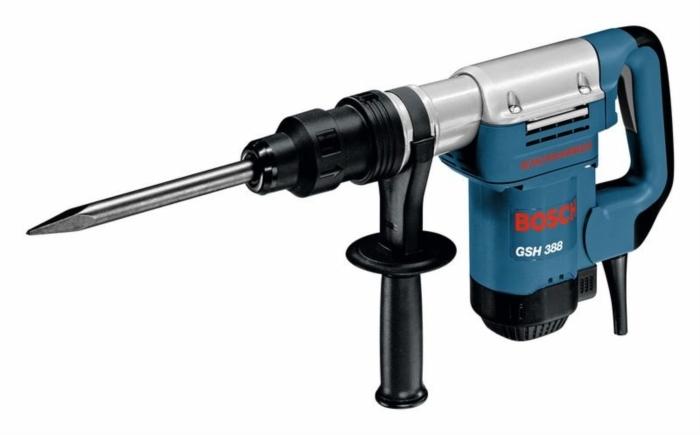 Bosch GSH 388 sekací kladivo SDS-max 4,9kg / 10J