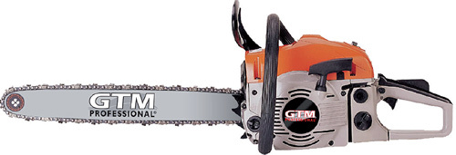 GTM GTC 50 řetězová pila s benzinovým motorem