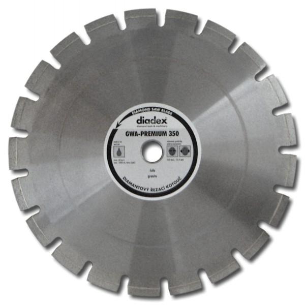 DIADEX GWA-PREMIUM 350 pro stolní pily