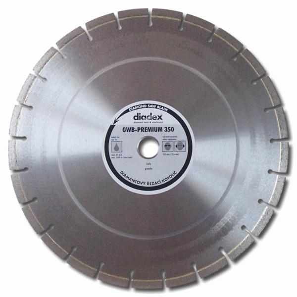 DIADEX GWB-PREMIUM 500 pro stolní pily