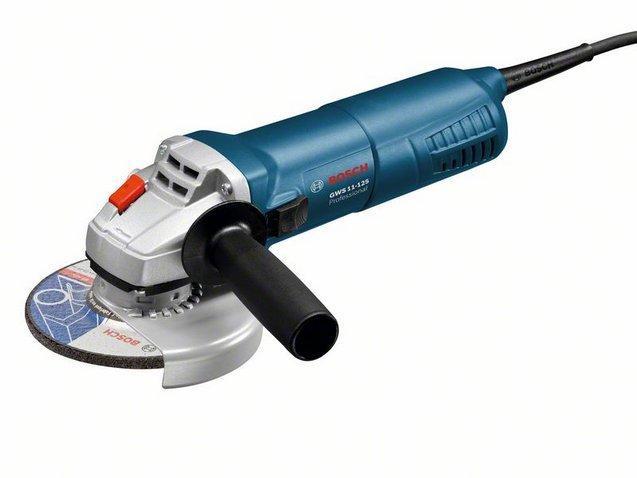 BOSCH GWS 11-125 Professional úhlová bruska 125mm / 1100W