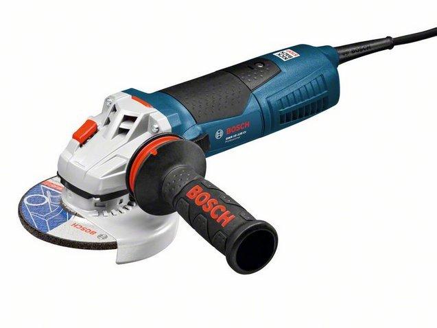 BOSCH GWS 15-125 CI Professional úhlová bruska 125mm/1500W