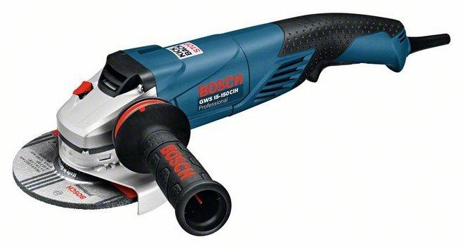 BOSCH GWS 15-150 CIH Professional úhlová bruska 150mm / 1500W