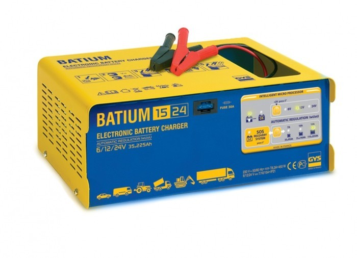 GYS Batium 15/24 nabíječka