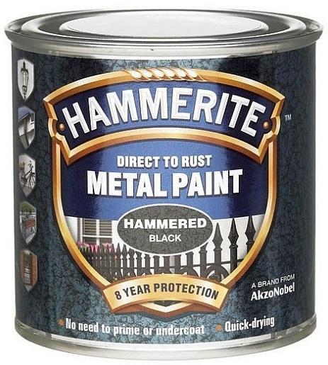 Hammerite Přímo na rez kladívkový 0,25L