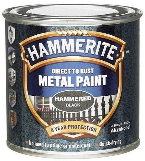 Hammerite Přímo na rez kladívkový 0,7L