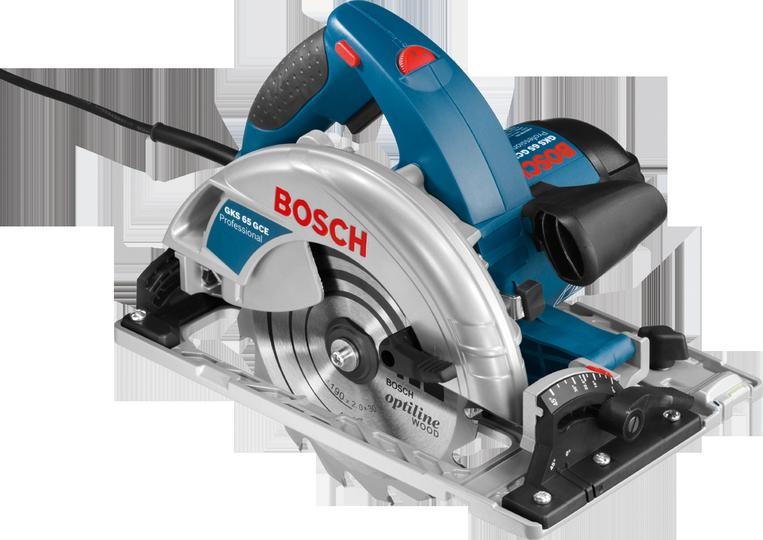 Bosch GKS 65 GCE ruční okružní pila 190mm