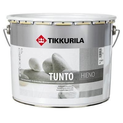 Tikkurila TUNTO HIENO jemná stěrková omítka pro vnitřní stěny a stropy