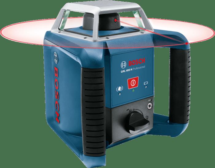Bosch GRL 400 H Rotační laser