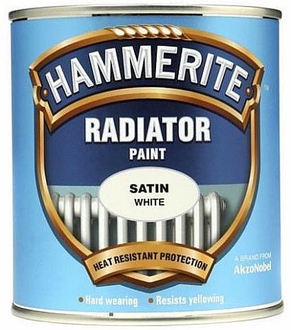 Hammerite Radiátor 0,7L bílý polomatný