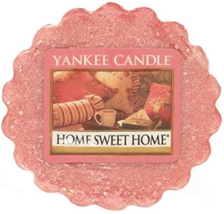 YANKEE CANDLE HOME SWEET HOME VONNÝ VOSK DO AROMALAMPY