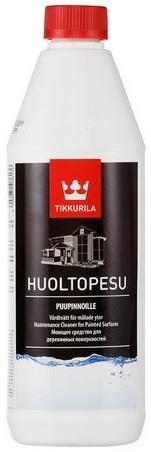 Tikkurila HUOLTOPESU - ÚDRŽBOVÝ ČISTIČ dřevěných povrchů 1L