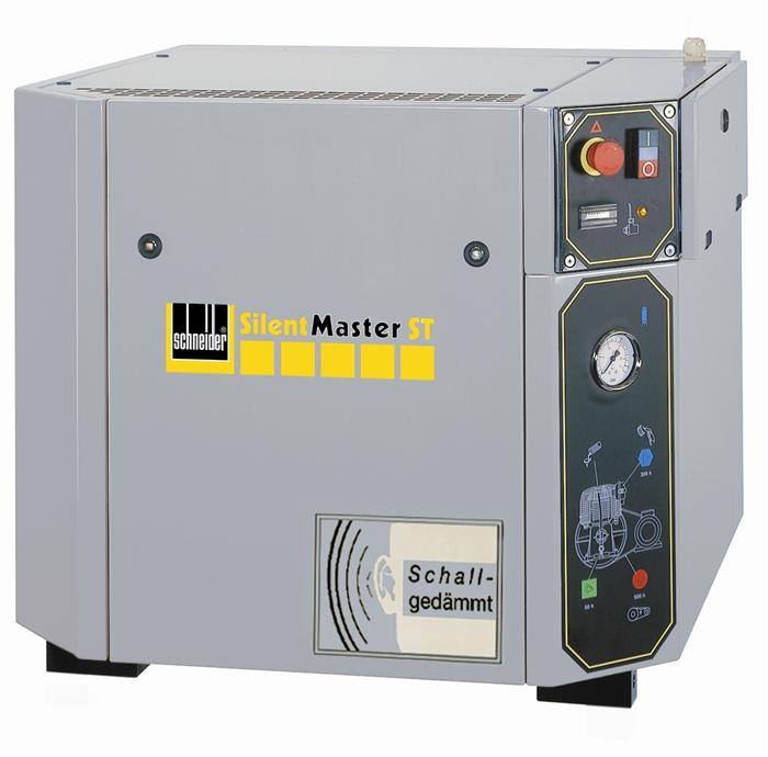 SCHNEIDER SEM-STS 870-10 SilentMaster STS stacionární kompresor