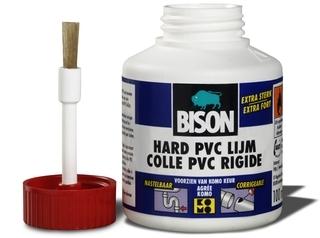 Bison Hard PVC 100ml - Lepidlo na tvrdé plasty na studené svařování tvrdých plastů