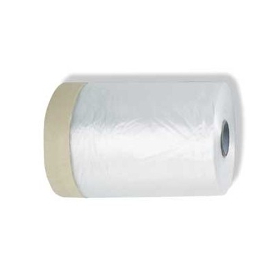 COLOR EXPERT Krycí fólie s papírovou lepicí páskou 110cm
