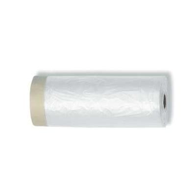 COLOR EXPERT Krycí fólie s papírovou lepicí páskou 210cm