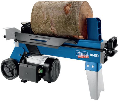 SCHEPPACH HL 450 štípač na dřevo 4t se systémem Vario