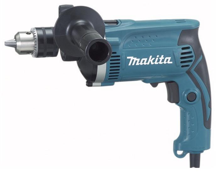 MAKITA HP1630K Příklepová vrtačka 710 W