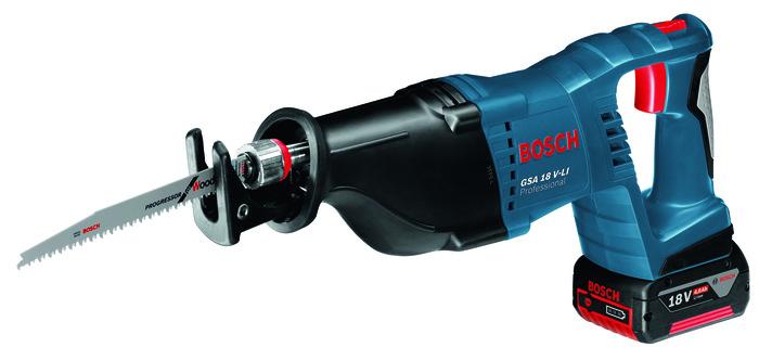 Bosch GSA 18 V-LI Pila ocaska