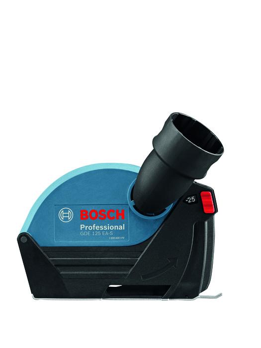 Bosch GDE 125 EA-S Odsávací kryt pro úhlové brusky