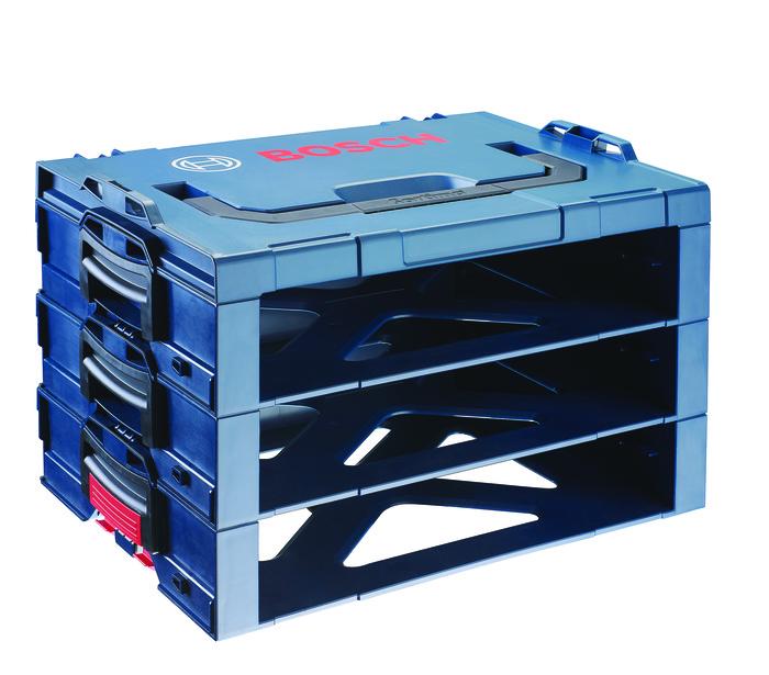 Bosch i-Boxx shelf 3 pcs Regál i-Boxx 3dílný