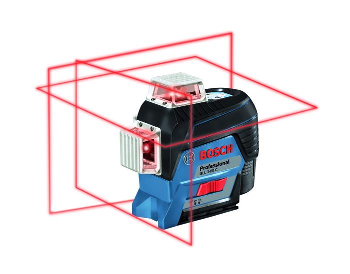Bosch GLL 3-80 C 0 601 063 R00