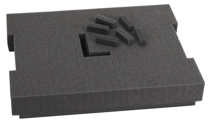 Bosch Pěnová vložka 102 Rastrovaná pěnová vložka pro LB102