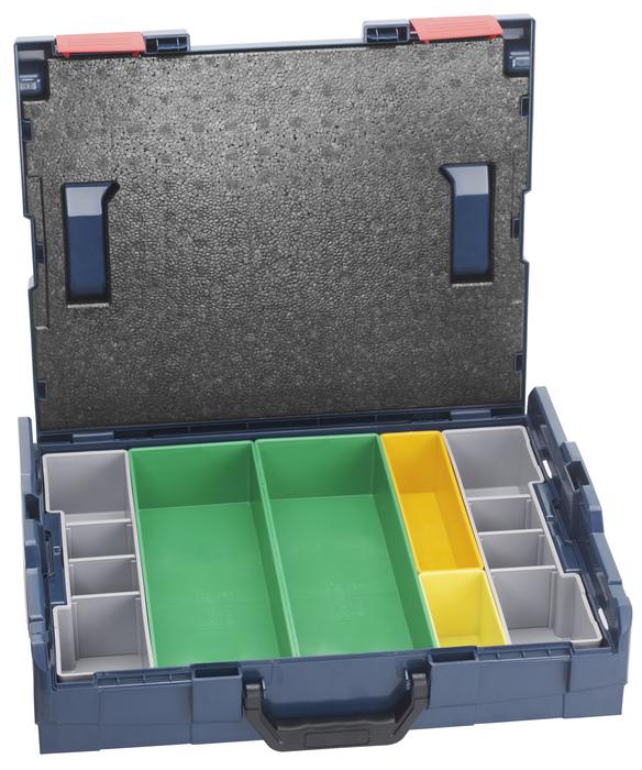 Bosch L-Boxx 102 set 6 pcs L-Boxx 102 a 6ks pořadačů
