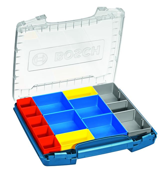 Bosch i-Boxx 53 set 12 Zásobník a 12ks pořadačů