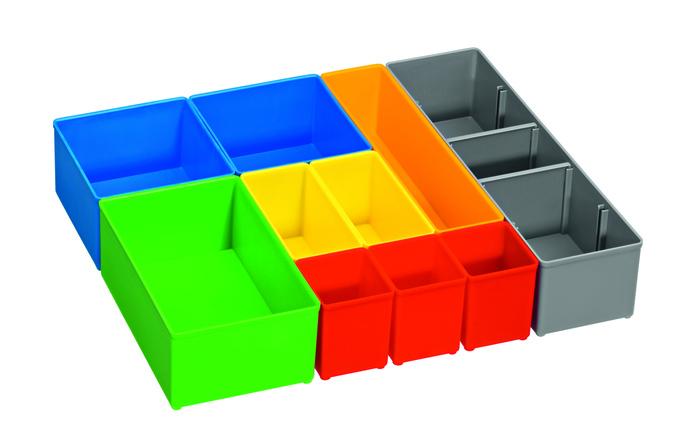 Bosch i-Boxx 72 inset box set 10 pcs 10dílná sada pořadačů pro i-Boxx 72