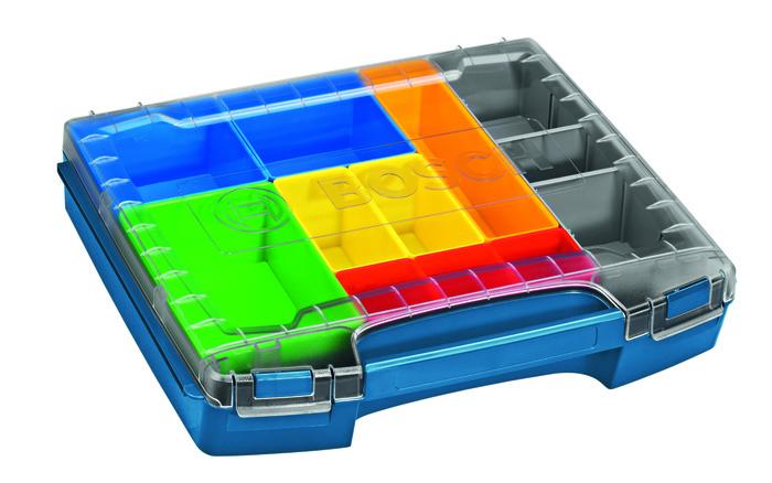 Bosch i-Boxx 72 set 10 Zásobník a 10ks pořadačů
