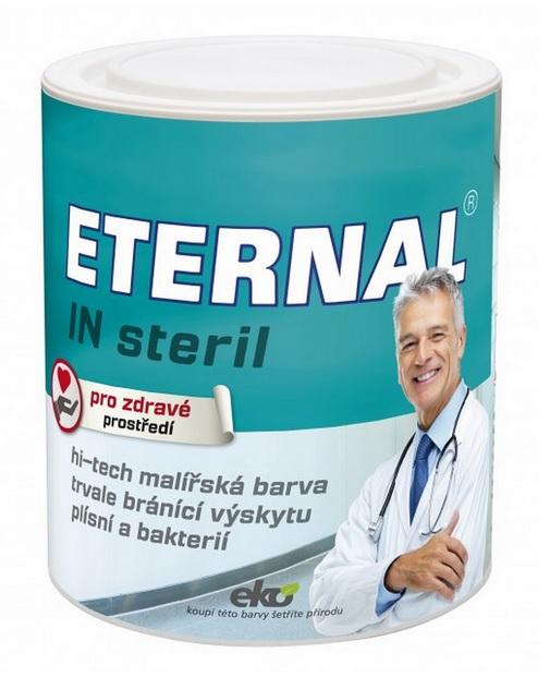 AUSTIS ETERNAL IN steril 1kg - interiérová barva trvale zabraňující výskytu plísní a bakterií