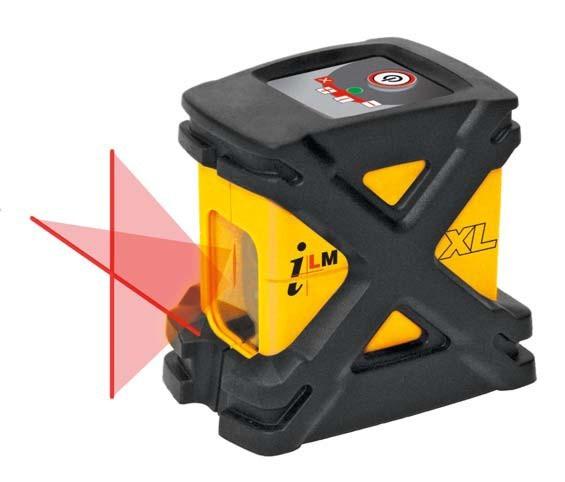 CST/berger iLMXL křížový laser + ministativ