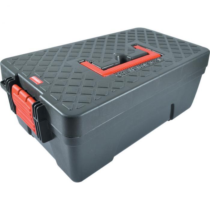 KENNEDY Plastový kufr na nářadí 420 x 260 x 160 mm