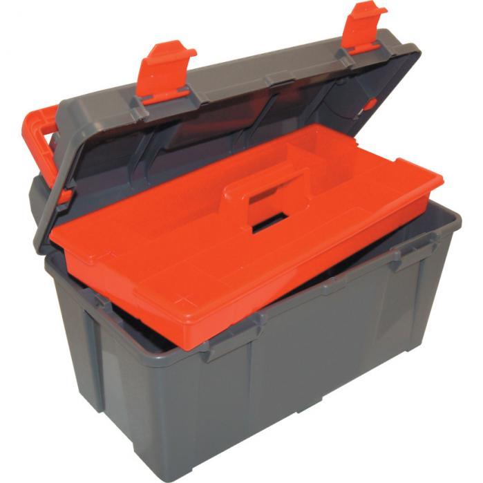 KENNEDY Plastový kufřík na nářadí 445 x 240 x 220 mm