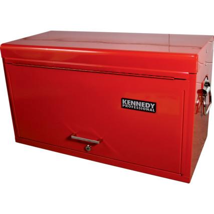 KENNEDY Box na nářadí přenosný se 6 zásuvkami 670 x 315 x 385 mm
