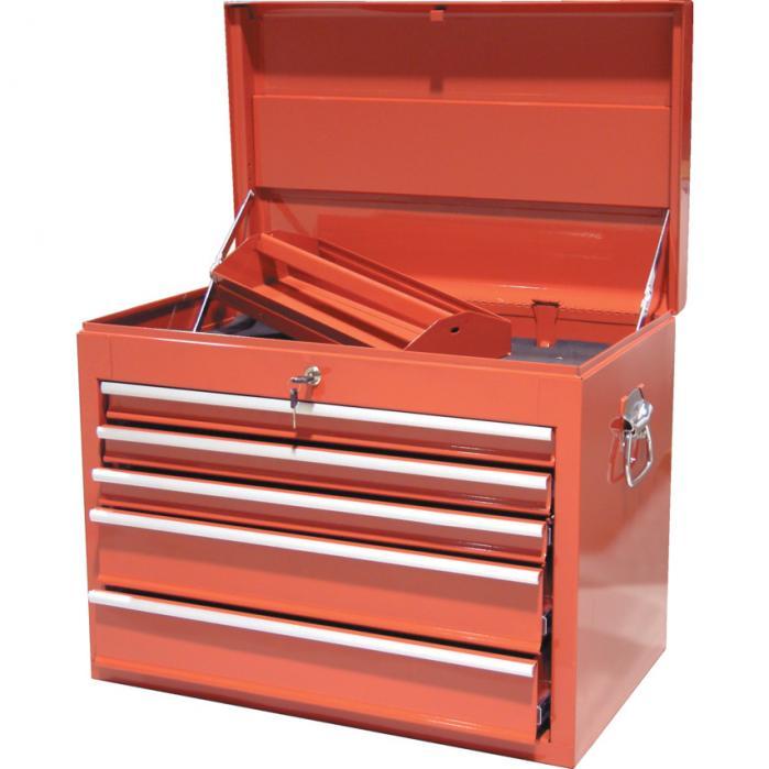 KENNEDY Box na nářadí přenosný s 5 extra hlubokými zásuvkami 660 x 405 x 520 mm