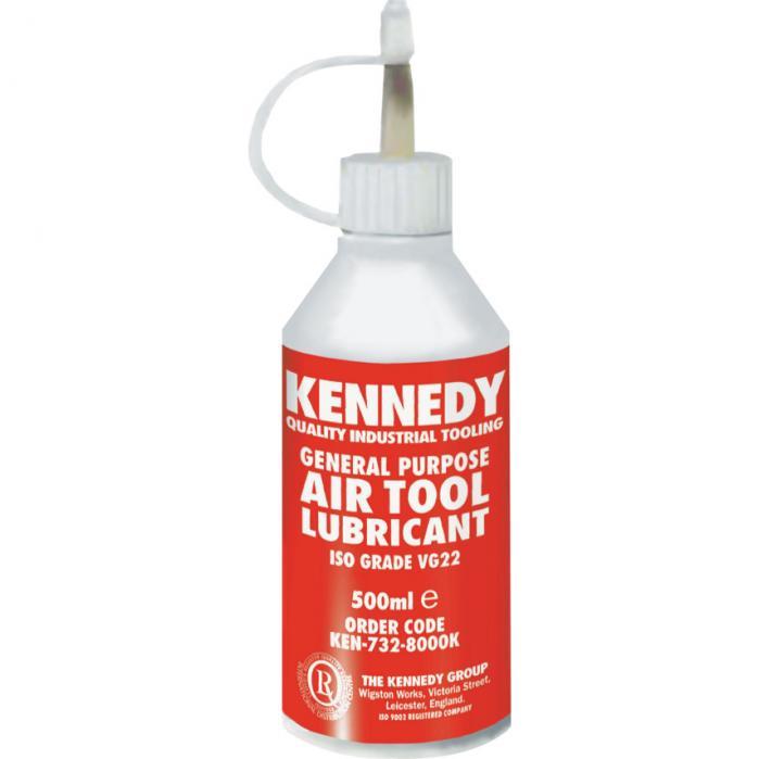 KENNEDY Olej pro pneumatické nářadí 500ml