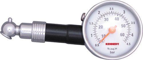 KENNEDY Měřič tlaku v pneumatikách