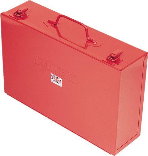 KENNEDY Plechový kufr na nářadí 270 mm