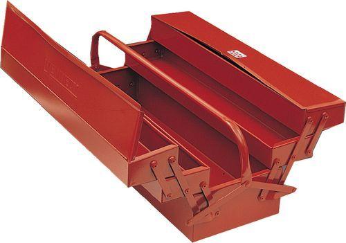 KENNEDY Kovový kufr na nářadí 430 mm