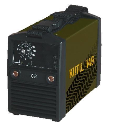 KUHTREIBER KUTIL 149 jednofázový invertor 10-150 A
