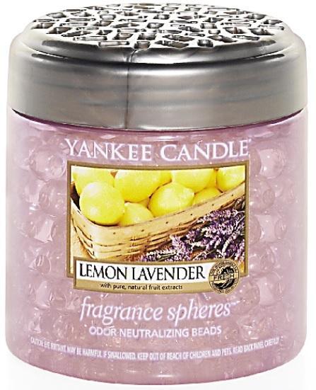 YANKEE CANDLE VOŇAVÉ PERLY SPHERES LEMON LAVENDER