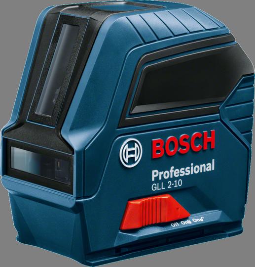 Bosch GLL 2-10 + BT 150 čárový laser + stativ