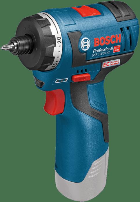 Bosch GSR 12V-20 HX aku šroubovák
